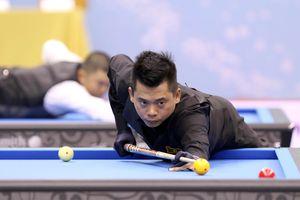 Dương Anh Vũ xuất sắc đánh bại cựu số 2 billards thế giới