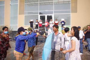 Phó thủ tướng chỉ đạo các vấn đề tại chung cư Topaz City