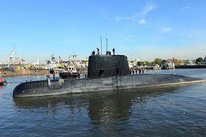 Argentina tìm thấy xác tàu ngầm mất tích 1 năm trước