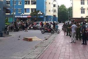 Người đàn ông tử vong ở chung cư Phú Sơn do rơi từ trên cao xuống