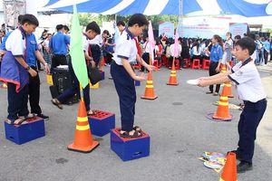 2.000 bạn trẻ TPHCM vui hội 'Thanh niên với văn hóa giao thông'