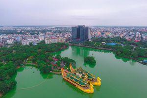 Cận cảnh khách sạn 'đế vương' của tuyển Việt Nam ở Myanmar