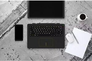4 mẫu máy tính xách tay lai kết nối trong mọi tình huống