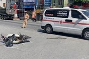 Tài xế xe đầu kéo bỏ chạy sau khi gây tai nạn chết người