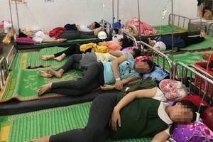 Bình Định: Hơn 150 công nhân nhập viện sau bữa ăn trưa