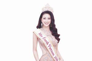 Hành trình đến vương miện Hoa hậu Trái đất