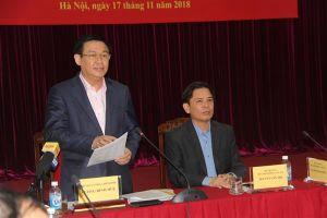 Phó Thủ tướng Vương Đình Huệ: Chấm dứt cảnh danh mục hàng hóa XNK không tiêu chuẩn