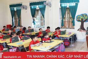 Trường Tiểu học Thạch Đài 60 năm 'ươm trồng' tài năng