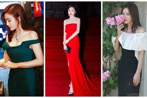 'Vũ khí tối thượng' giúp Tần Lam đánh gục nhan sắc của các mỹ nữ từ trẻ đến già