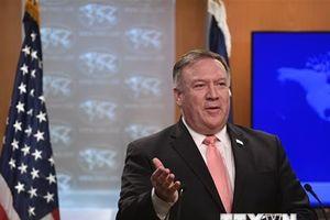 Ngoại trưởng Pompeo hoan nghênh Triều Tiên trả tự do cho công dân Mỹ