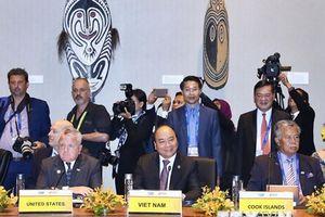 Hoạt động của Thủ tướng trong chương trình dự Tuần lễ Cấp cao APEC