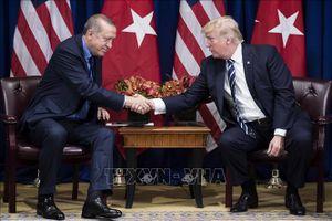 Lãnh đạo Thổ Nhĩ Kỳ, Mỹ điện đàm về vụ sát hại nhà báo Saudi Arabia Jamal Khashoggi