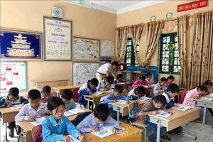 Sắp xếp lại các trường học, bảo đảm hiệu quả hoạt động dạy và học
