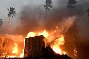 Cháy rừng California đã có 71 người chết, 1.000 người vẫn còn mất tích