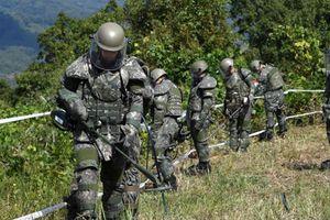 Trúng đạn ở biên giới với Triều Tiên, 1 binh lính Hàn Quốc thiệt mạng
