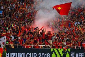 AFF Cup 2018: Tuyển Việt Nam có nguy cơ bị phạt nặng