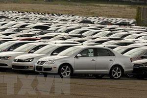 Châu Âu cảnh báo sẽ đáp trả thuế nhập khẩu ôtô của MỹChâu Âu cảnh báo sẽ đáp trả thuế nhập khẩu ôtô của Mỹ