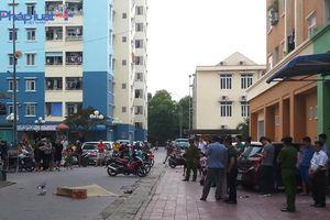 Thanh Hóa: Rơi từ chung cư, người đàn ông tử vong tại chỗ