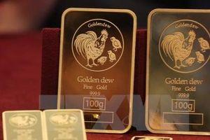 Giá vàng thế giới chứng kiến mức tăng mạnh nhất trong 5 tuần