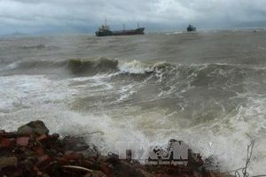 Từ đêm 17-19/11, các tỉnh ven biển Nam Trung Bộ có mưa vừa, mưa to