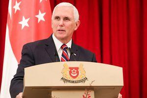Phó Tổng thống Pence: 'Mỹ sẽ thay đổi chỉ khi Trung Quốc thay đổi'