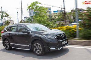 Honda CR-V nhận 2 giải thưởng cao nhất về an toàn của ASEAN NCAP