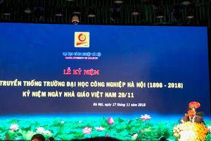 Đại học Công nghiệp Hà Nội và những con số ấn tượng sau 120 năm phát triển