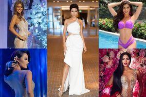 So trình catwalk của H'hen Niê với các đối thủ 'ngàn cân' tại Miss Universe 2018 và điều còn thiếu sót của Việt Nam là gì?