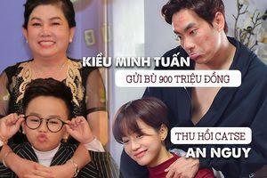 NSX 'Chú ơi đừng lấy mẹ con' báo lỗ 18 tỷ, Kiều Minh Tuấn gửi bù 900 triệu đồng, sẽ thu hồi catse của An Nguy