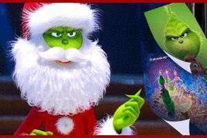 'The Grinch': Bộ phim mang Noel đến sớm 'oanh tạc' phòng vé ngày cuối năm