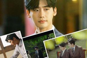 Lộ diện những poster đầu tiên của 'biên kịch thiên tài' Lee Jong Suk trong 'Death Song'