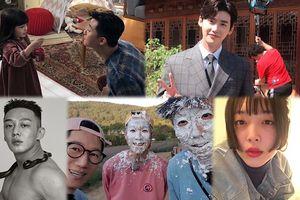 Ảnh 'hot' của Lee Jong Suk, Park Seo Joon, Sulli và nhiều nghệ sĩ khác