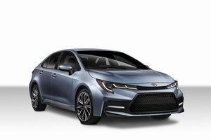 Corolla Sedan 2020 - Sự lột xác khó tin của Toyota