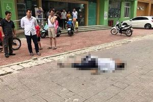Thanh Hóa: Rơi từ tầng 5 chung cư, người đàn ông tử vong tại chỗ