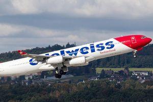 Hãng hàng không Edelweiss mở đường bay thẳng Zurich-TPHCM