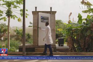Hệ thống nhà vệ sinh cho người nghèo của Bill Gates