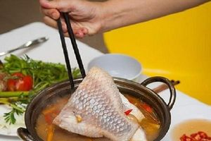 Hướng dẫn nấu món lẩu cá diêu hồng ngon nhất cho ngày cuối tuần