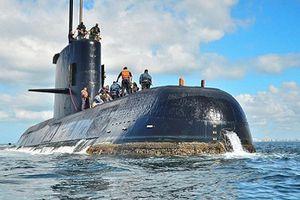 Argentina tìm thấy tàu ngầm mất tích ARA San Juan cùng 44 thủy thủ