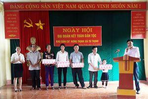 Tuyên Quang: Dân vui ngày hội Đại đoàn kết các dân tộc