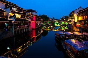 Từ bến Thượng Hải quay ngược về quá khứ tại những thị trấn lãng mạn này