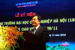 Trường Đại học Công nghiệp Hà Nội kỷ niệm 130 năm Ngày truyền thống