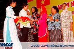 Viện trưởng VKSND tối cao Lê Minh Trí dự 'Ngày hội Đại đoàn kết toàn dân tộc' tại Quận 1 tp Hồ Chí Minh