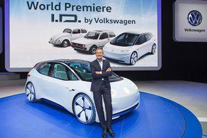Volkswagen sẽ hợp tác phát triển với Ford, phủ nhận việc sáp nhập