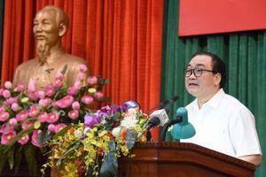 Bí thư Thành ủy Hoàng Trung Hải: Đào tạo phải gắn với nhu cầu xã hội, tránh tình trạng 'thừa thầy thiếu thợ'