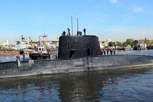 Tàu ngầm mất tích bí ẩn của Argentina bất ngờ được tìm thấy dưới đáy biển