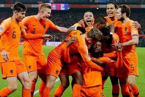 Đánh bại Pháp, Hà Lan 'tiễn' Đức xuống hạng ở Nations League