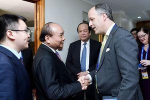 Thủ tướng mong doanh nghiệp Hoa Kỳ thành công hơn nữa tại Việt Nam