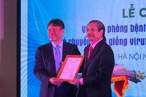 Việt Nam chính thức làm chủ công nghệ vacxin lở mồm long móng