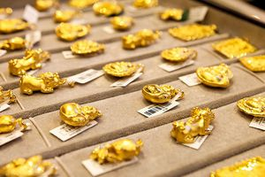 Giá vàng hôm nay 17/11: Tiếp đà tăng giá mạnh