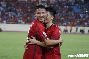 Ghi bàn 'kết liễu' Malaysia, Anh Đức được chấm điểm cao nhất tuyển Việt Nam